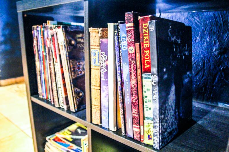 Biblioteczka RPG